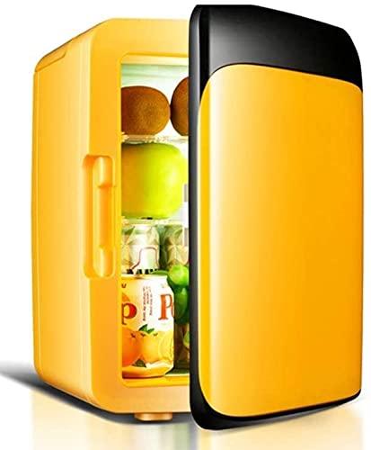 LXNQG Compact-frigorners, mini nevera mini pequeña casa mini refrigerador estudiante dormitorio hogar doble uso refrigerador refrigerador-l 23x16x15cm (9x6x6inch) Jianyou (Color: J, Tamaño: 23x16x15cm