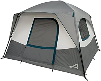 ALPS Mountaineering Camp Creek 6-Person Tent Charcoal/Blue