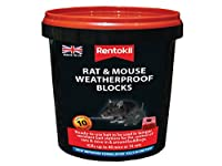 Kills up to 40 mice or 16 rats New improved formulation Kills in one feed Model number: PSMR42