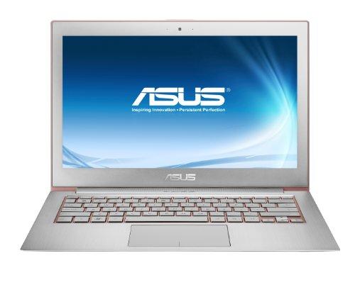 Asus Zenbook UX31E-RY024V 33,8 cm (13,3 Zoll) Ultrabook (Intel Core i5 2557M, 1,7GHz, 4GB RAM, 128GB SSD, Intel HD, Win 7 HP) rose gold
