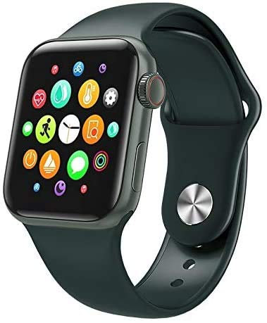 Gymqian Unisex de Smart Watch Apoya la Temperatura de la Pantalla Táctil de Medición Smartwatch Ip67 a Prueba de Agua Reloj de la Aptitud Tracker con Ritmo Cardíaco/Reposo Monitor