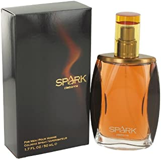 Spark by Liz Claiborne For Men - Eau De Cologne, 50 ml