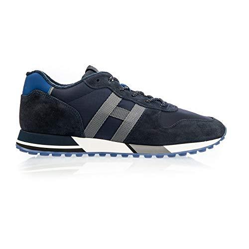 Hogan Hxm3830an51n4x50c5 Sneaker Lacci, 9, Blu