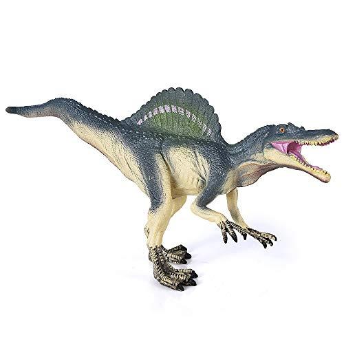 COGO MAN Jurassic Dinosaur Figure Spinosaurus Toys, Realistic Dinosaur Toys Simulation Action Figure Model Toy for Children Toy Gifts (Spinosaurus)