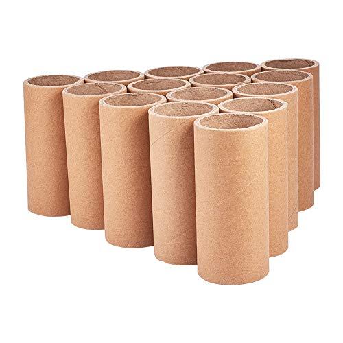 PandaHall Elite - 20 tubos de cartón de 10 cm, resistentes rollos...