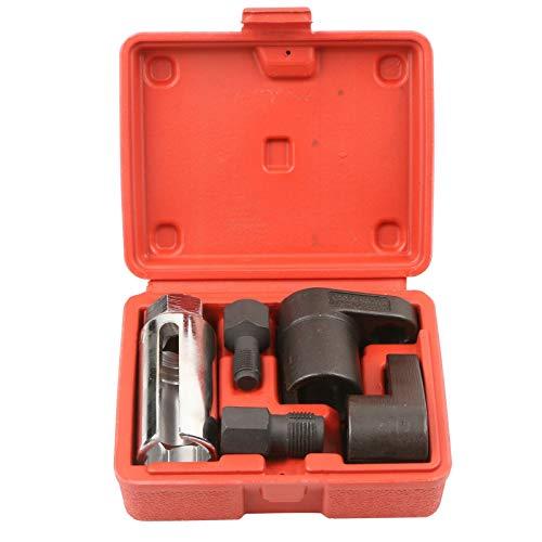 MOSTPLUS 22mm Lambdasonden Schlüssel Set 5 Teile mit Gewinde Bohrer Schneider M18 M12