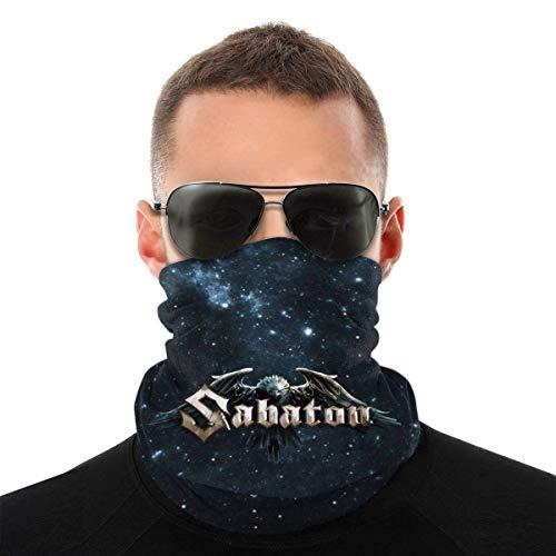 Phoenixsa Saba-ton Logo Nahtlose Bandana Gesicht Schal Hals Gamasche Rave Maske Kopfbedeckung Tube Staub Gesichtsmaske Stirnband Sturmhaube Für Männer Frauen-one_Color-