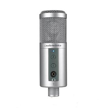 audio technica atr2500 usb