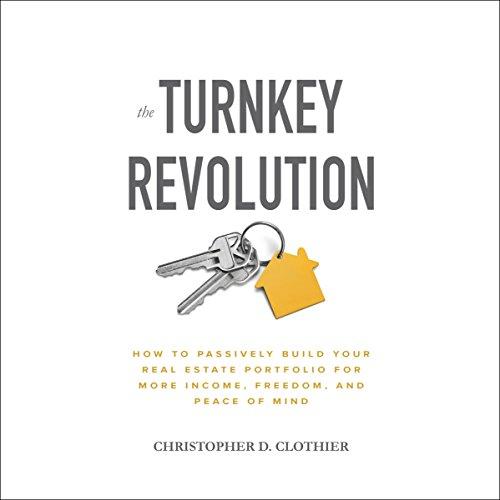 『The Turnkey Revolution』のカバーアート