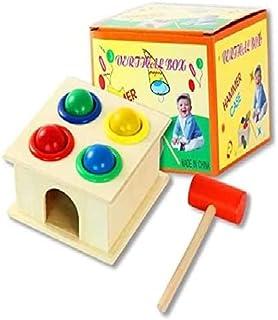 لعبة طاولات فن نوك الخشبية، العاب تعليمية لمرحلة الطفولة المبكرة