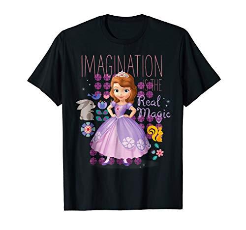 Disney Sofia the First Imagination is Magic T-shirt