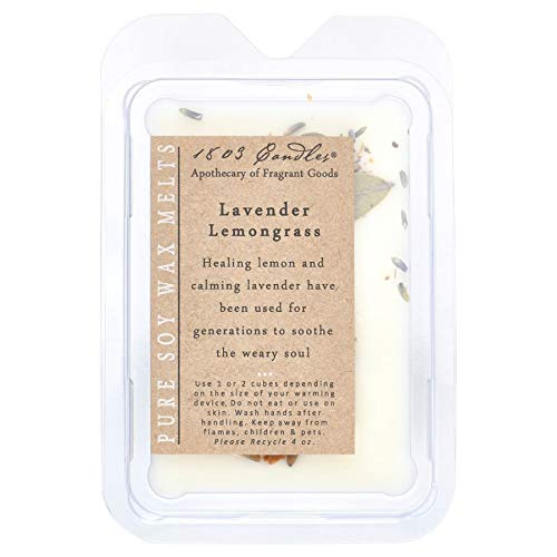 1803 Candles - Melters (Lavender Lemongrass) - 1 Melter Included