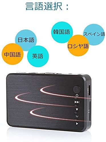 『多功能便携式媒体播放器 HDMI / VGA 输出 OTG USB / / SD / AV / 电视 / Avi 格式 / RMVB 全高清支持1080P 高清画质播放多种输出』の1枚目の画像