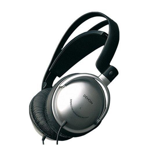 Denon AH-D 301 Silber - Auriculares (Supraaural, 10-22000 Hz, 100 Db,...