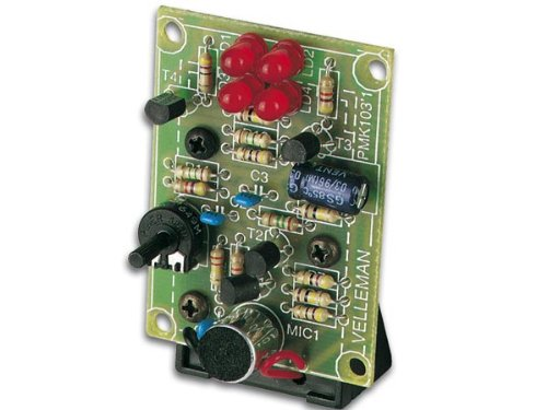 Velleman MK103 Sound to Light Unit Kits, Multi-Colour