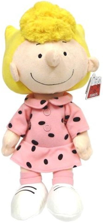 Peanuts Camp Snoopy Sally 12 Plush Doll by Peanuts