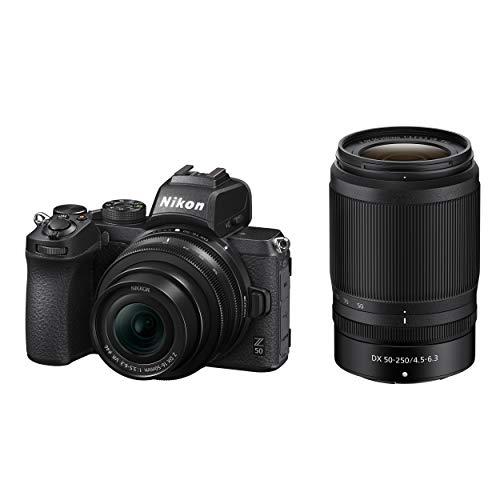 Nikon Z 50 Compact Mirrorless Digital Camera with Flip...