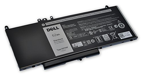 Dell Latitude E5250 E5450 E5550 62WHr 4-Cell Battery WTG3T FDX0T R0TMP