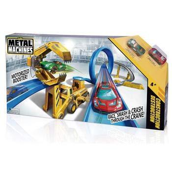 Pista Metal Machines Construction Destruction Candide