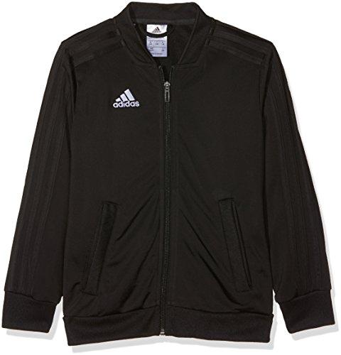 adidas Kinder Condivo 18 Trainingsjacke, Black/White, 140
