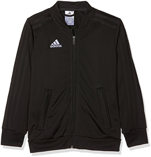 adidas Kinder CON18 PES JKT Y Jacket, Black/White, 13-14
