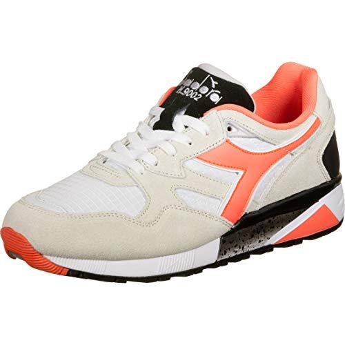 DIADORA N9002 Zapatos Deportivos para Hombre Gris 173073C8462