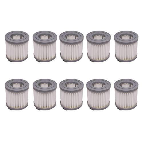 Lopbinte 10 unids filtro HEPA para JIMMY JV51 JV53 JV83 mano inalámbrico aspirador HEPA Accesorios