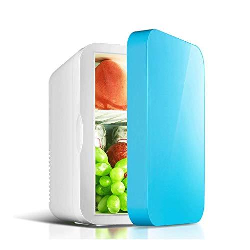 LYJ pequeño refrigerador mini nevera 6L for uso doméstico refrigerador for el coche