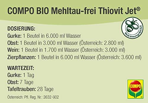 COMPO BIO Mehltau-frei - 6