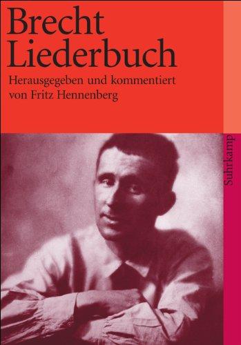 Brecht-Liederbuch