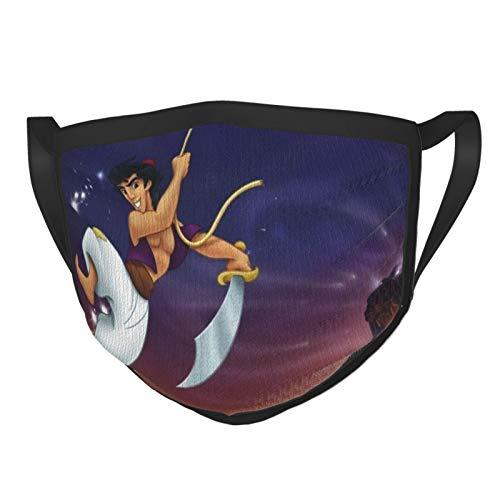 Aladdin'S Lamp - Bandana unisex para el cuello, polaina para el cuello, bandana para motociclista, bandana para damen herren