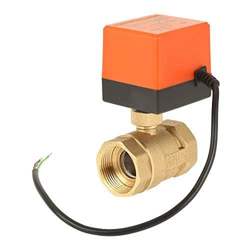 Dioche elektrisches Ventil, automatisches System aus Messing, elektrisches Ventil für Luft, Wasser, Öl, Steuerung, geeignet für Industrie