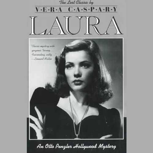 Laura audiobook cover art