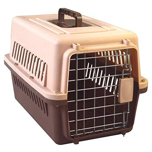 LXLA Transportin Portador de Mascotas para Mascotas asa, Portador de Mascotas Duradero Aprobado por la aerolínea para Perros pequeños/Gatos/Conejos, Ideal para Viajes aéreos y en automóvil