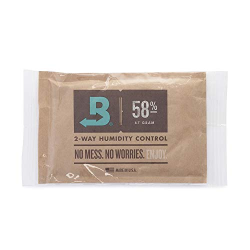 Boveda 58% RH 2-Way Humidity Control | Size 67 1-Count