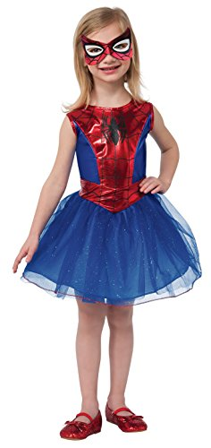Rubie's Marvel Classic Child's Spider-Girl Costume, Large