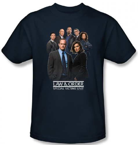 Law & Order: SVU - Team T-Shirt Size XL
