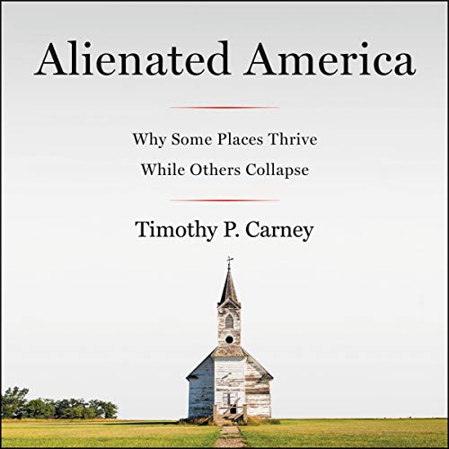 Alienated America audiobook cover art
