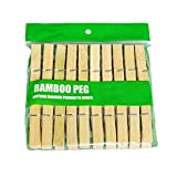 <span class='highlight'><span class='highlight'>ALUN</span></span> Wooden Clothes Pegs,Bamboo Hardwood Clothes Pegs(100Pcs)