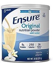 Ensure Nutrition Drink Powder, Vanilla Flavor 397 g