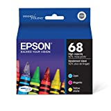 Epson T068520 DURABrite Ultra Color Combo Pack High Capacity Cartridge Ink