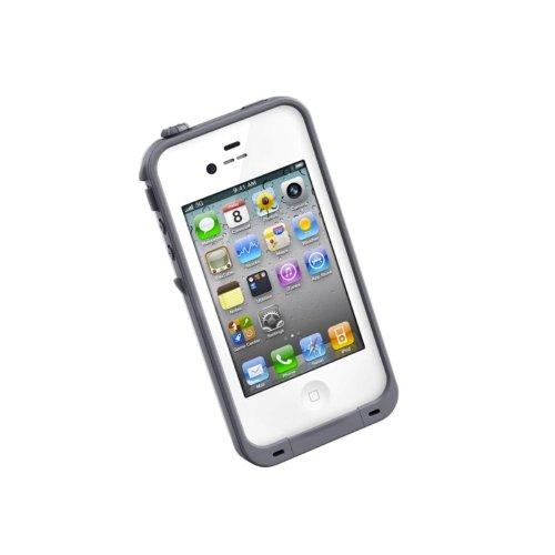 LifeProof 1001 02 Funda Blanco Funda para teléfono móvil   Fundas para teléfonos móviles (Funda, Apple, iPhone 4/4s, Blanco)