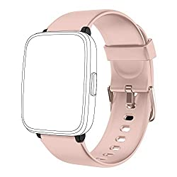 YAMAY Ersatz-Armband für SW023 Smart Watch