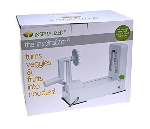 Spiralizer Inspiralizer Pro: Official vegetable spiralizer of Inspiralized