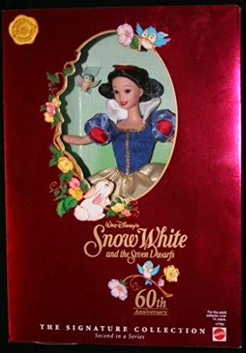 Disney Collector Edition 60th Anniversary Snow Weiß doll