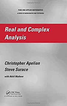 Real and Complex Analysis  Pure and Applied Mathematics  A Series of Monographs and Textbooks