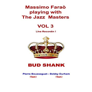Massimo Faraò Playing with the Jazz Masters, Vol. 3