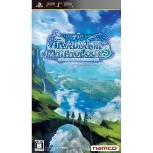 Bandai Namco Tales of the World Radiant Mythology 3 for PSP [Japan Import]