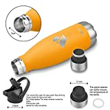Zoom IMG-2 aorin doppia bottiglia per vuoto
