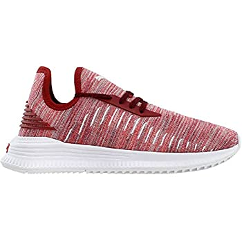 PUMA Mens Avid Evoknit Summer Lace Up Sneakers Shoes Casual - Red - Size 10 D